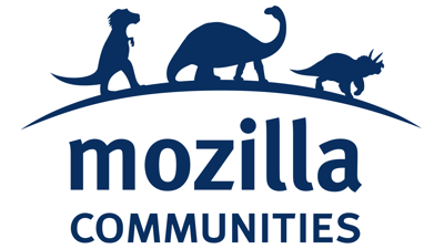 Community Mozilla Open Source, loga png file