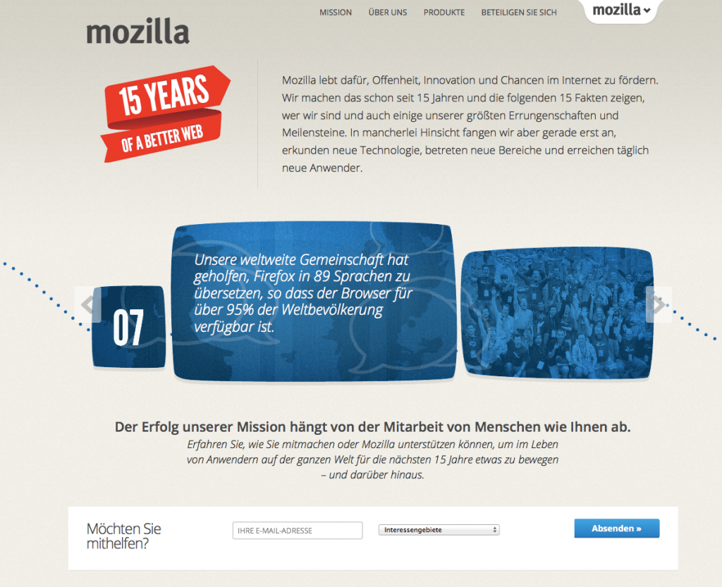 15 Facts About Mozilla